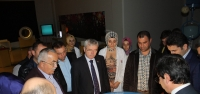 Tokat Heyetinden Bursa Ziyareti