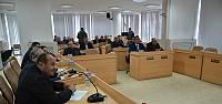 Tokat İl Genel Meclisinde Yıl Sonu Toplantısı