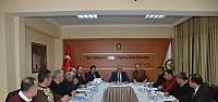 Tokat OSB Yönetim Kurulu ve Müteşebbis Heyet Toplantısı Yapıldı