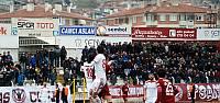 Tokatspor Gümüşhanespor maçı 1-1 sona erdi