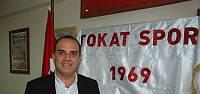 Tokatspor Kulübü Başkanlığına Şadi İşeri Seçildi