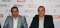 Tokatspor Kulübü Başkanlığı'nda görev değişimi