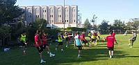 Tokatspor Nevşehir kampında