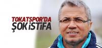 Tokatspor'da Şok İstifa