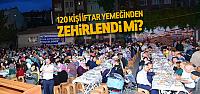 Tokat'ta 120 Kişi İftar Yameğinden Zehirlendi İddiası