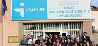 Tokat'ta 14 Bin 500 Kişi İşkur Aracılığıyla İşe Başladı