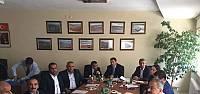 Tokat'ta 4 belediyenin uluslararası hal projesi