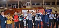 Tokat'ta Birimler Arası Voleybol Turnuvası