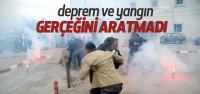 Tokat'ta Gerçeği Aratmayan Deprem ve Yangın Tatbikatı