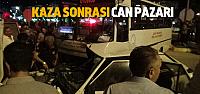 Tokat'ta Kaza Sonrası Can Pazarı