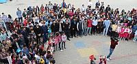 Tokat'ta Minik Kalpler Durağı Projesi