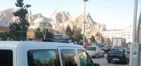 Tokat'ta Mobese ile Trafik Denetimi
