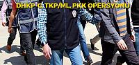 Tokat'ta Terör Operasyonunda 12 Kişi Gözaltına Alındı