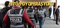 Tokat'taki Fetö/pdy Operasyonu