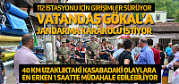 Vatandaş Gökal'a Jandarma Karakolu istiyor