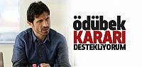 Yeni Amasyaspor Başkanı Ödübek'ten Açıklama