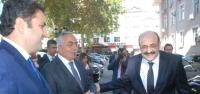 YÖK Başkanı Saraç Memleketi Tokat'ta