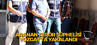 Yozgat'ta Terör Operasyonu