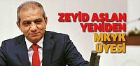 Zeyid Aslan AK Parti MKYK'sında