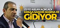 Zeyid Aslan'dan Erbaa'da Sürpriz referandum çıkışı