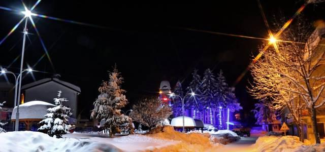 Tokat Başçiftlik'te kar kalındığı 1 metreyi geçti