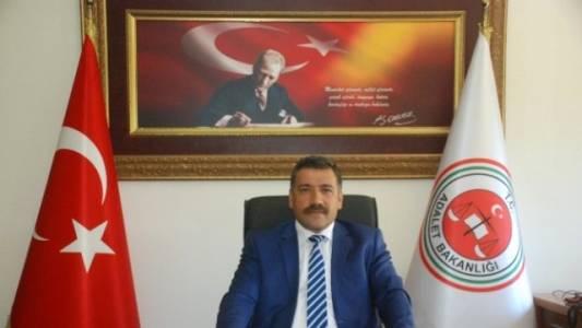 Tokat'ın Yeni Cumhuriyet Başsavcısı ile Acm Başkanı Göreve Başladı
