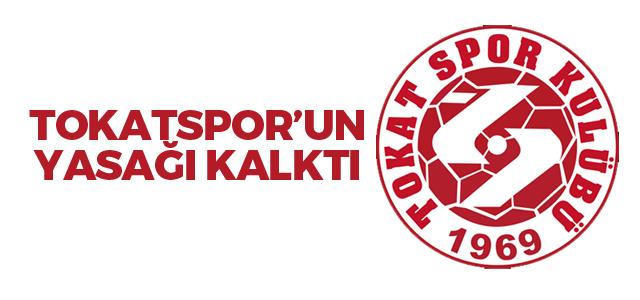 Tokatspor'da transfer yasağı kaldırıldı