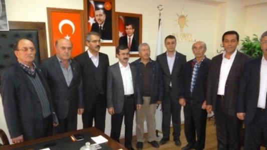 Tokat'ta BBP'den AK Parti'ye Katılım