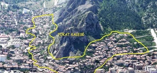 """Tokat'ta """"Kaledibi Kentsel Risk Alanı Dönüşüm Projesi"""""""