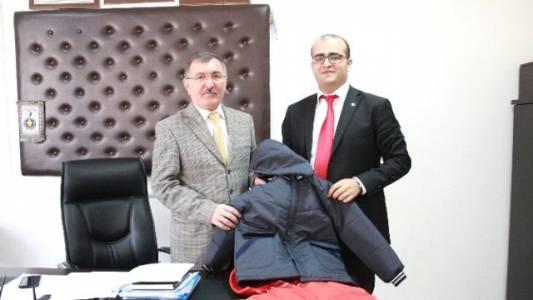 Tokat'ta Öğrencilere Kaban ve Bot Yardımı