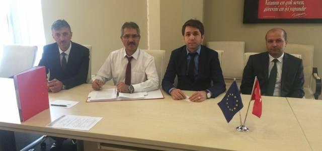 Turhal'a 150 bin euroluk proje