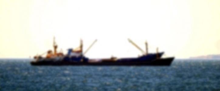 Yük gemisi Çanakkale Boğazı'nda karaya oturdu