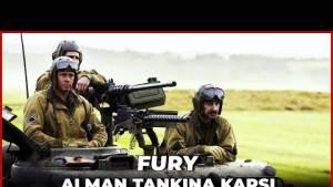 Fury | Sizi Aşağılık Naziler Geberin